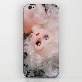 Down in the Gravel II iPhone Skin