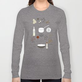 Chili Crisp Long Sleeve T-shirt