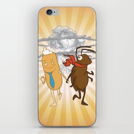 Friends Forever iPhone Skin