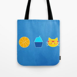 Can't win with those cats - OKC Thunder Tote Bag