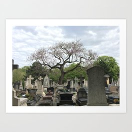 The Tree of the Dead Art Print