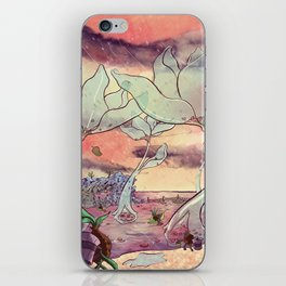 Mango Season iPhone Skin