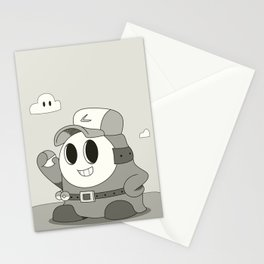 Shy Ketchum Stationery Cards