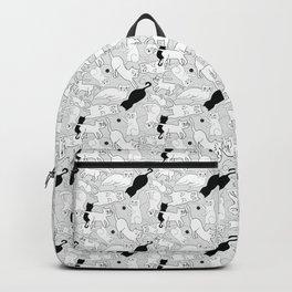 Postures de Chat Backpack