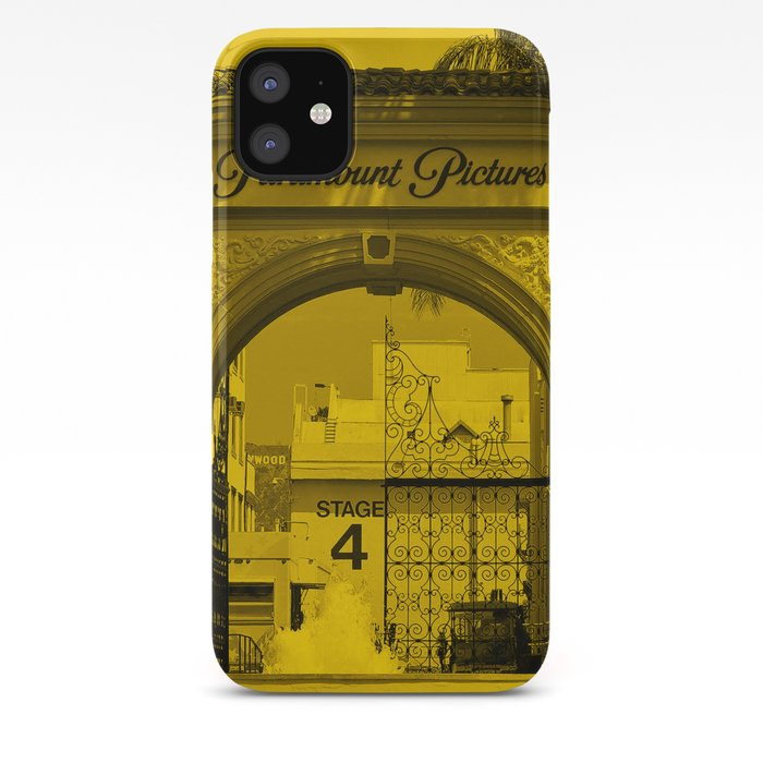 Paramount Pictures iPhone Case