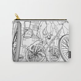 Unicycle Polo Carry-All Pouch
