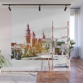 Cracow Wawel Wall Mural
