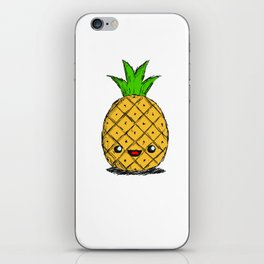 Cute Pineapple iPhone Skin