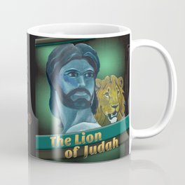 The Lion Of Judah 1 Coffee Mug
