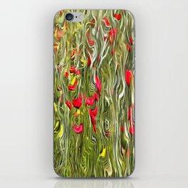 Poisoned Poppies iPhone Skin