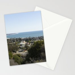 Coastal Town Stationery Cards