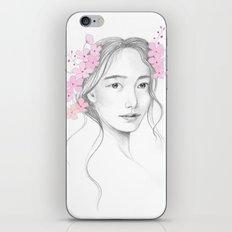 Japanese Cherry Blossom iPhone & iPod Skin