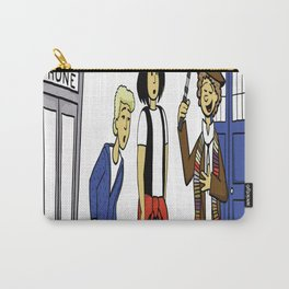 Bill & Ted & Who Carry-All Pouch
