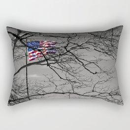 Ramas y estrellas Rectangular Pillow