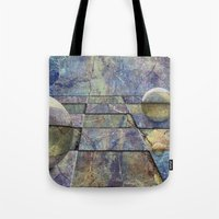 chess Tote Bags featuring Chess by eMBie