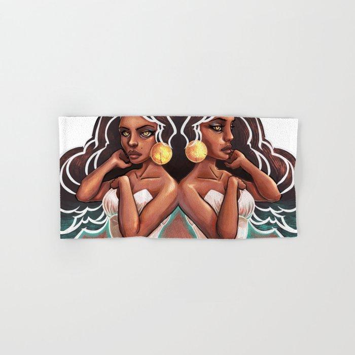 Gemini Hand & Bath Towel