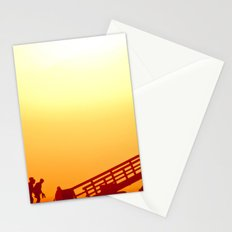 Shadows in the Sunset Stationery Cards