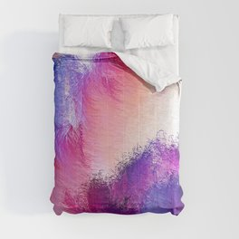 Abstract Geometric Art 103 Comforters