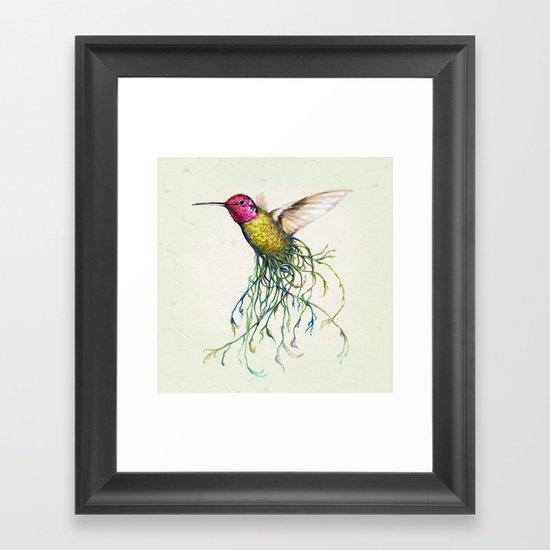 'Roots' Framed Art Print