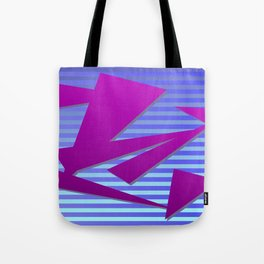 Great triangelium colored  1 Tote Bag