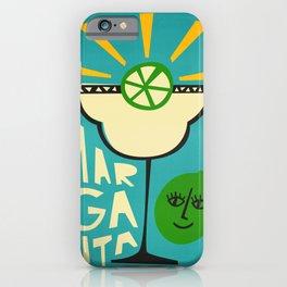 Margarita Cocktail iPhone Case