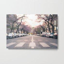 avenue Metal Print