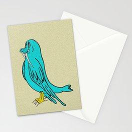 Aquatic Aviator Stationery Cards