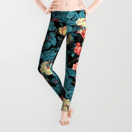 NIGHT FOREST XII Leggings