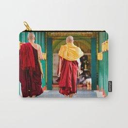 Monaci, Myanmar Carry-All Pouch
