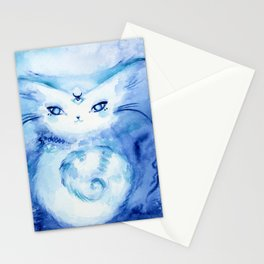 Serena Cat : Peace Stationery Cards
