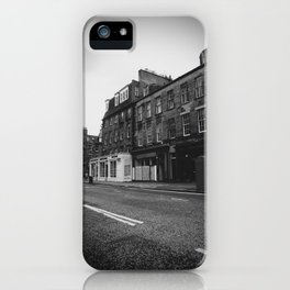 Empty London iPhone Case