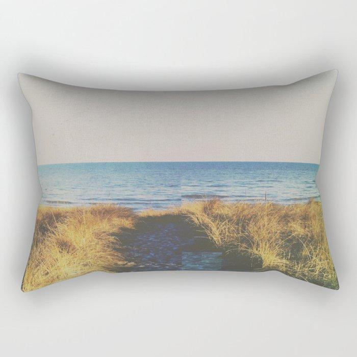Fractions a01 Rectangular Pillow