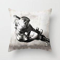 Iron Man III Throw Pillow