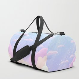 Pastel Heaven Duffle Bag