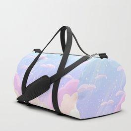 Pastel Heaven Duffle Bag