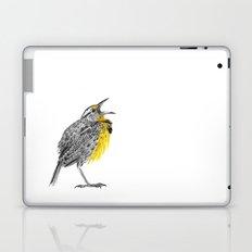 Eastern meadowlark Laptop & iPad Skin