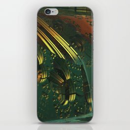 Cannon Battery (Painterly) iPhone Skin