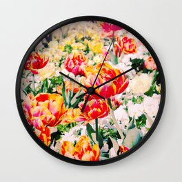 Beauty in Nature! Wall Clock