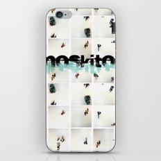 moskitos iPhone & iPod Skin