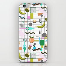 MEMPHIS iPhone Skin