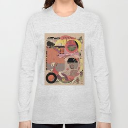 Ellipse Long Sleeve T-shirt