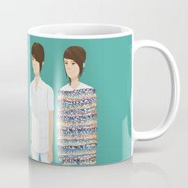 Tegan and Sara: Call It Off Coffee Mug