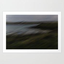 Colors of Connemara 2 Art Print