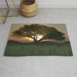 Sunset Tree 2020 Rug