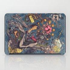 Transmigration color iPad Case