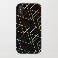 Cube Me iPhone X Slim Case