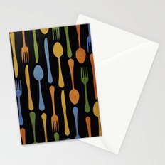 Kitchen Traffic 2 Stationery Cards