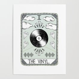 The Vinyl Poster