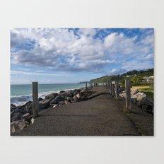 Aguadilla coast 7 Canvas Print
