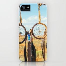 Jew's harp. Monument Valley iPhone Case